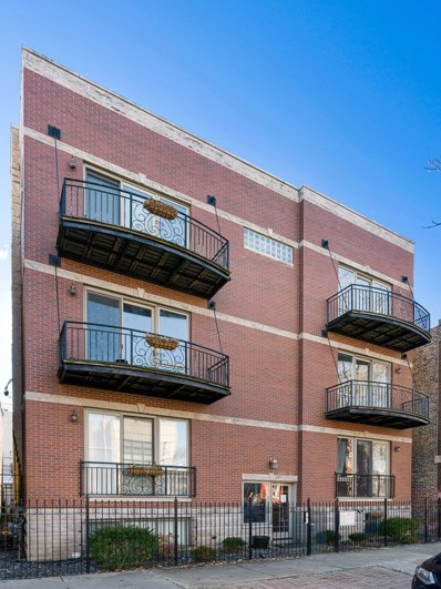 2027 W Race Avenue UNIT 2W, Chicago, IL 60612 - #: 10167064