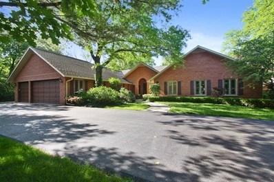 25 Overlook Drive, Golf, IL 60029 - MLS#: 10167132