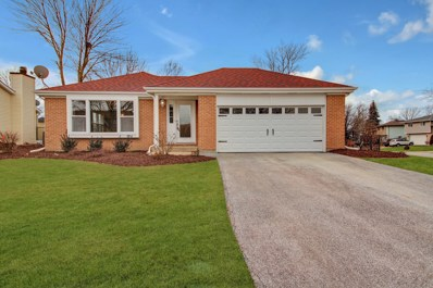 20754 S Hickory Creek Place, Frankfort, IL 60423 - MLS#: 10167179