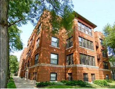1510 W Cullom Avenue UNIT D3, Chicago, IL 60613 - #: 10167200