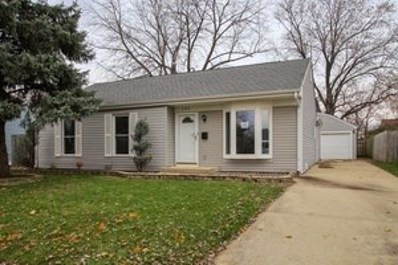 142 W Montana Avenue, Glendale Heights, IL 60139 - #: 10167234