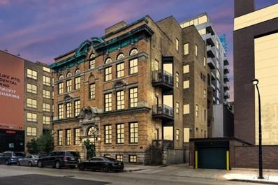 319 W Erie Street UNIT 4THFL, Chicago, IL 60654 - #: 10167426