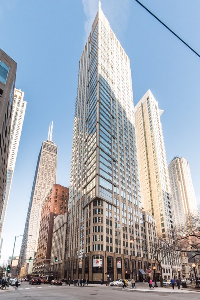 57 E Delaware Place UNIT 3204, Chicago, IL 60611 - #: 10167429