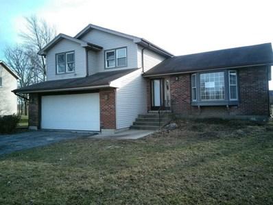 6018 Old Creek Lane, Matteson, IL 60443 - MLS#: 10167498