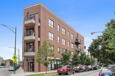3047 N Oakley Avenue UNIT 203, Chicago, IL 60618 - #: 10167553