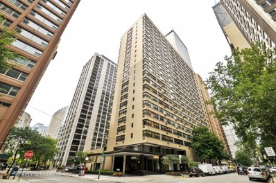850 N Dewitt Place UNIT 16E, Chicago, IL 60611 - MLS#: 10167906