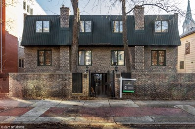 1717 N Mohawk Street UNIT C, Chicago, IL 60614 - MLS#: 10167972