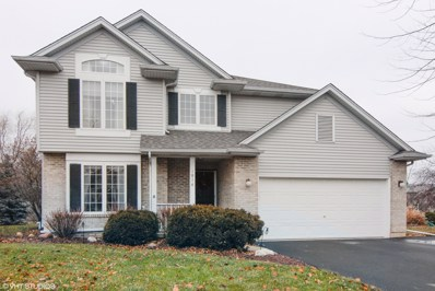 1814 Country Hills Drive, Yorkville, IL 60560 - MLS#: 10167983