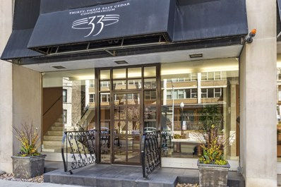 33 E Cedar Street UNIT 16D, Chicago, IL 60611 - #: 10167988