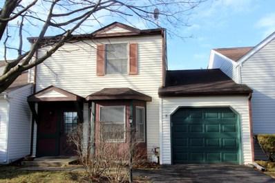 2461 Bridgewater Drive, Woodstock, IL 60098 - #: 10168064