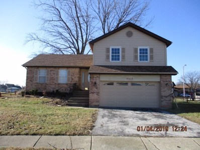 4013 192nd Place, Country Club Hills, IL 60478 - MLS#: 10168227
