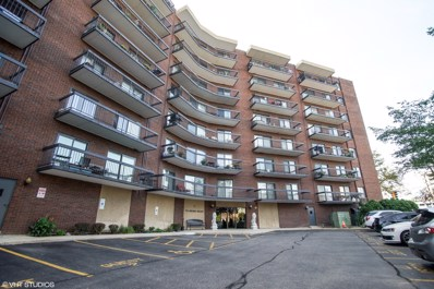 711 S River Road UNIT 607, Des Plaines, IL 60016 - #: 10168267
