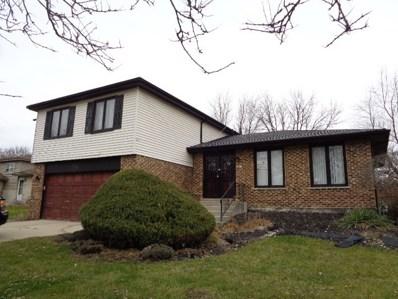 6300 Sunflower Drive, Matteson, IL 60443 - MLS#: 10168305
