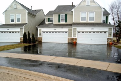1444 White Pine Lane, Bolingbrook, IL 60490 - #: 10168325