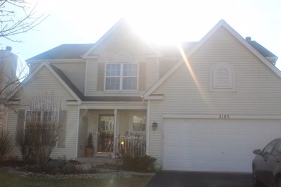 2105 W Meadowview Drive, Round Lake, IL 60073 - MLS#: 10168395