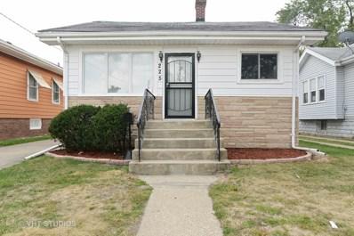 225 Warren Street, Calumet City, IL 60409 - MLS#: 10168418