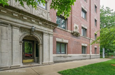1332 E 56th Street UNIT 6E, Chicago, IL 60637 - #: 10168500