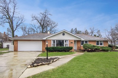 6441 W 123rd Street, Palos Heights, IL 60463 - #: 10168536