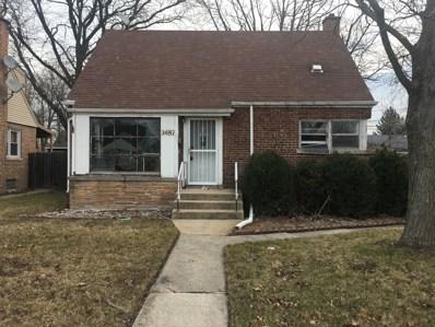 1487 Wentworth Avenue, Calumet City, IL 60409 - MLS#: 10168556