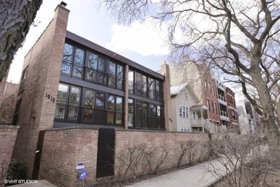 1916 N Cleveland Avenue UNIT B, Chicago, IL 60614 - MLS#: 10168573