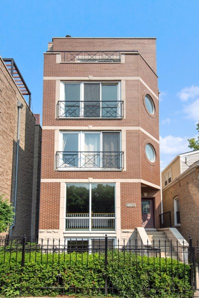 1654 W Diversey Parkway UNIT 1, Chicago, IL 60614 - #: 10168615