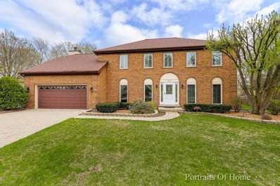 805 Old Orchard Avenue, Downers Grove, IL 60516 - MLS#: 10168697