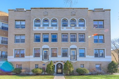 6301 N Talman Avenue UNIT 3, Chicago, IL 60659 - #: 10168820