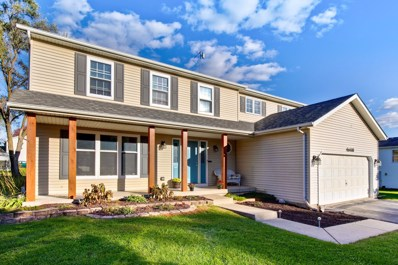 4908 Promontory Lane, Johnsburg, IL 60051 - MLS#: 10168842