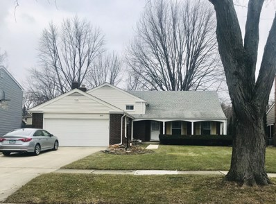1217 Evergreen Avenue, Naperville, IL 60540 - #: 10168922