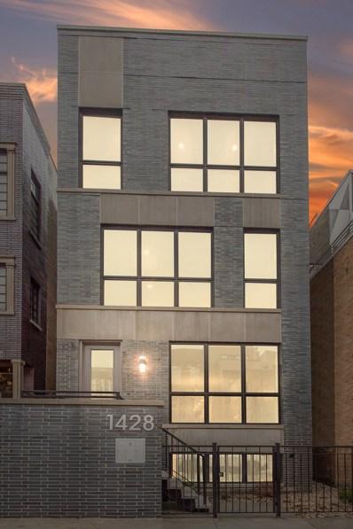 1428 W Grand Avenue UNIT 3, Chicago, IL 60642 - MLS#: 10168991
