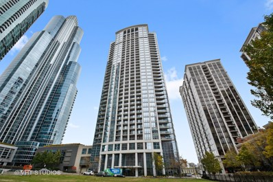 1235 S Prairie Avenue UNIT 1804, Chicago, IL 60605 - #: 10168992