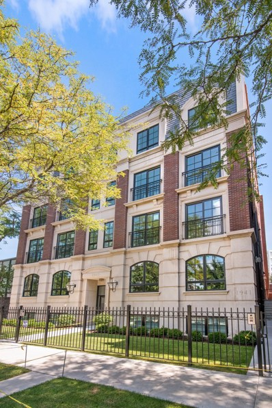 1943 N Larrabee Street UNIT 3S, Chicago, IL 60614 - MLS#: 10169001