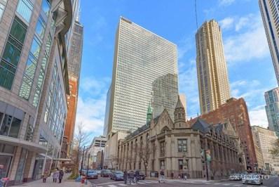 111 E Chestnut Street UNIT 12A, Chicago, IL 60611 - #: 10169024