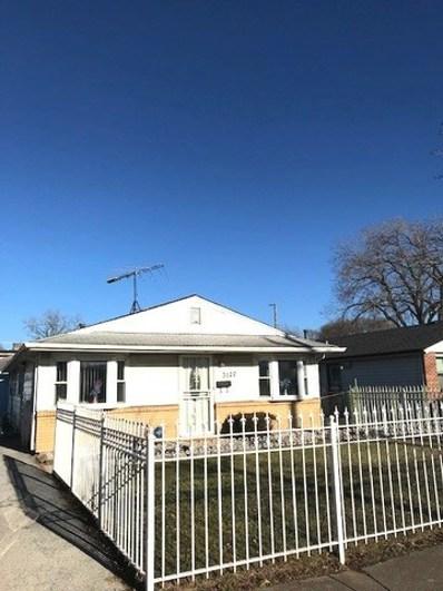 3122 Emery Lane, Robbins, IL 60472 - MLS#: 10169143