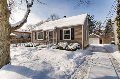 17 S Gladstone Avenue, Aurora, IL 60506 - MLS#: 10169336