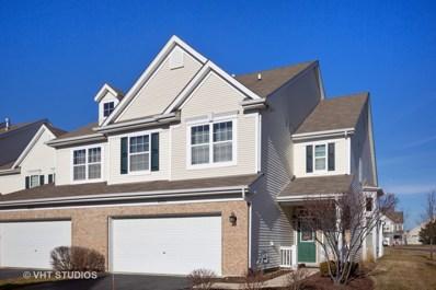 4521 Winchester Lane UNIT A, Yorkville, IL 60560 - #: 10169367
