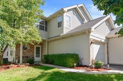 182 Golfview Drive UNIT 182, Glendale Heights, IL 60139 - #: 10169708