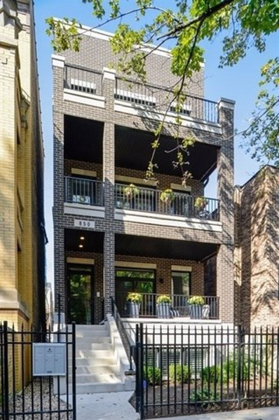 850 W Lill Avenue UNIT 2, Chicago, IL 60614 - MLS#: 10169841