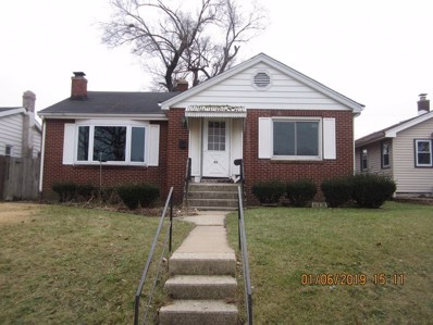 84 W 25th Street, Chicago Heights, IL 60411 - MLS#: 10170081