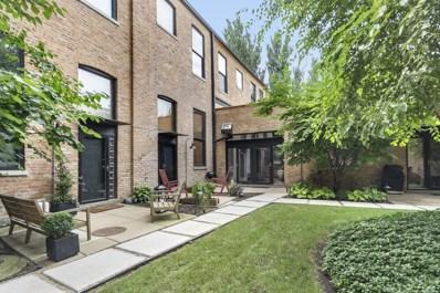 1872 N Clybourn Avenue UNIT 113, Chicago, IL 60614 - #: 10170135