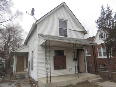 14610 Des Plaines Street, Harvey, IL 60426 - #: 10170279