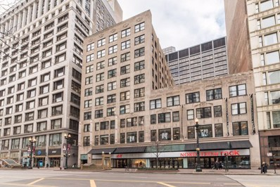 20 N State Street UNIT 602, Chicago, IL 60602 - MLS#: 10170310