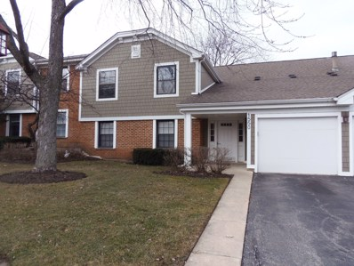 1550 7 Pines Road UNIT D2, Schaumburg, IL 60193 - MLS#: 10170318