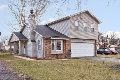 1328 Charger Court, Carol Stream, IL 60188 - #: 10170337