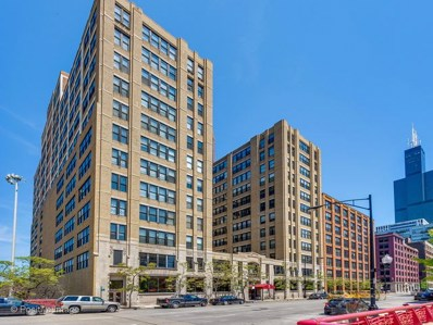 728 W Jackson Boulevard UNIT 623, Chicago, IL 60661 - #: 10170441