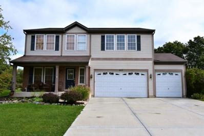 347 Pondview Drive, Antioch, IL 60002 - MLS#: 10170448