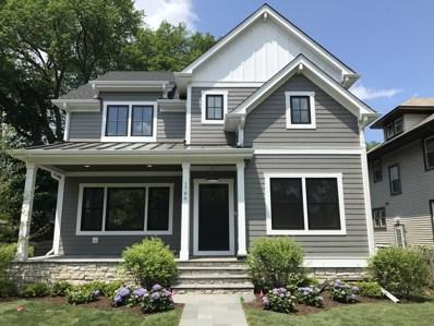 1706 Washington Avenue, Wilmette, IL 60091 - #: 10170468