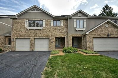 135 Castle Rock Lane, Bloomingdale, IL 60108 - #: 10170628