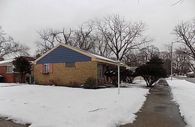 12547 S Loomis Street, Calumet Park, IL 60827 - #: 10170841
