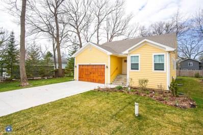 34450 N Hickory Lane, Round Lake, IL 60073 - #: 10170982